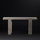 Rectangular home hall tables soild wood dining Consoles table