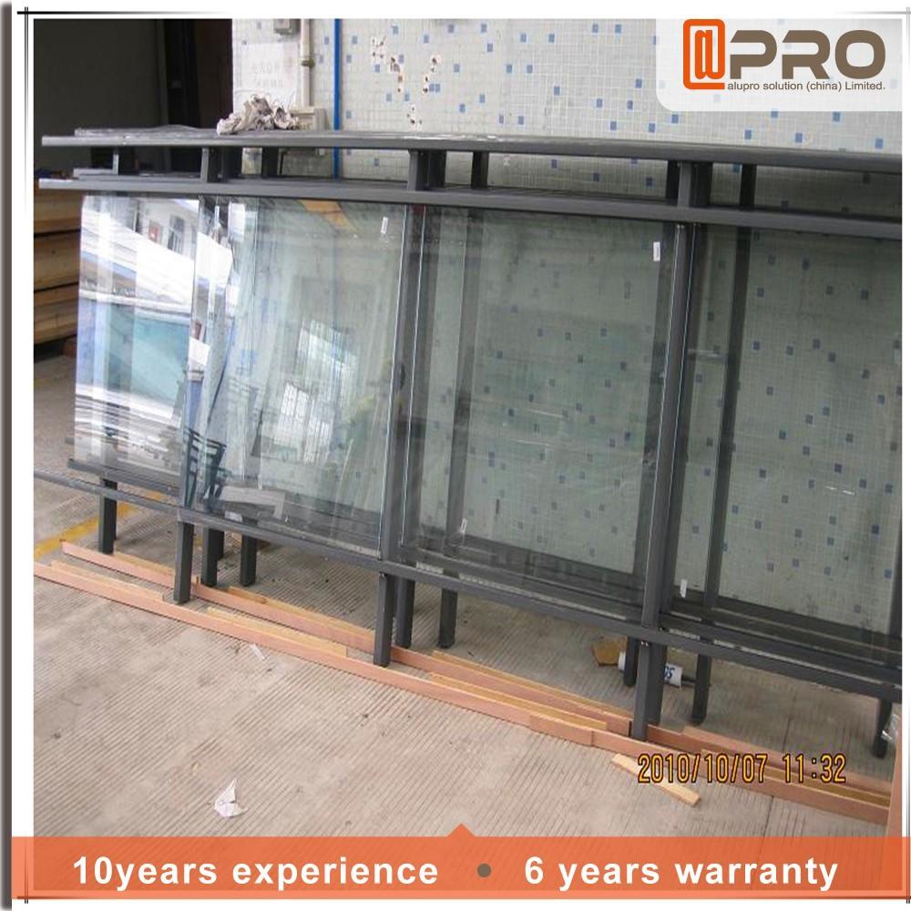 Valla durable de aluminio valla valla de cristal hecho en - Vallas de cristal ...