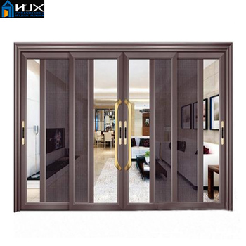 modern design aluminum sliding glass door bedroom doors design