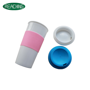 Assessed Manufacturer Custom Logo Tumbler With Silicone Sleeve