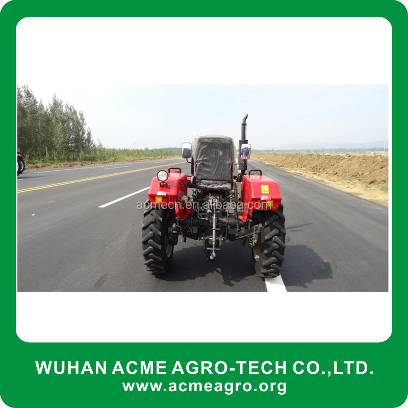 Global Wheel Tractor Suppliers supply 2wd Farm Tractor