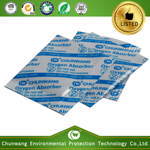 chemical products oxygen absorber packet for snack food packaging bag