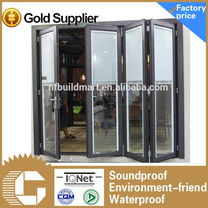 Triple Glaze Bifold Door Triple Glaze Bifold Door Suppliers And Manufacturers At Alibaba Com