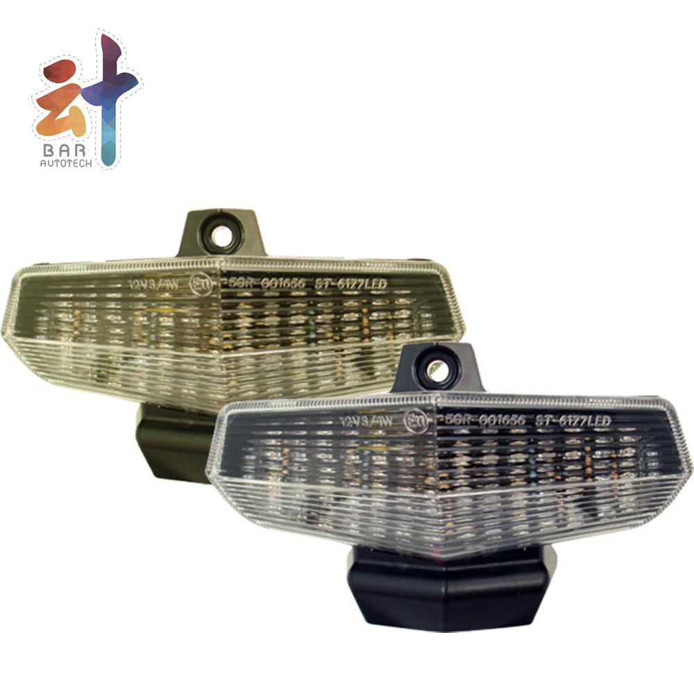 Ducati 749 999 Multistrada Smoke LED Tail Brake Light Turn Signals 2003-2007