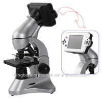 LCD.10.45 Digital Microscope With LCD Screen/LCD Digital Microscope