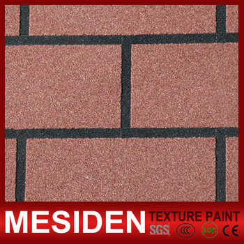Faux Brick Paint Exterior Wall Paint With Design Texture Buy