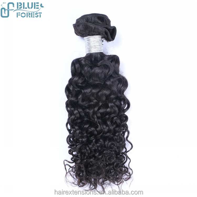 2016 peruvian deep curly 18 inch stock hair weave