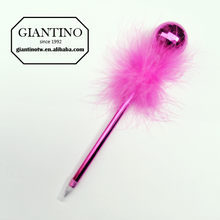 Fancy Disco Ball Fluffy Gift Pen