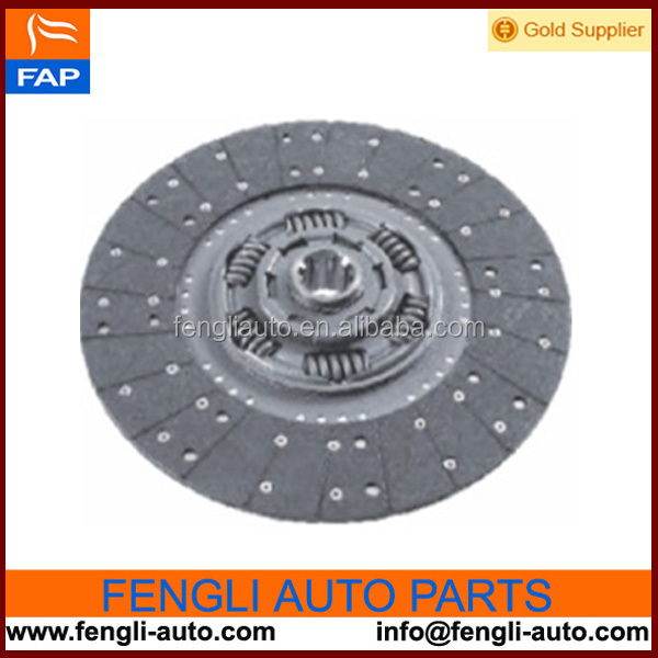 Clutch driven plate 1878003332 for DAF LF45 LF55 CF65 trucks