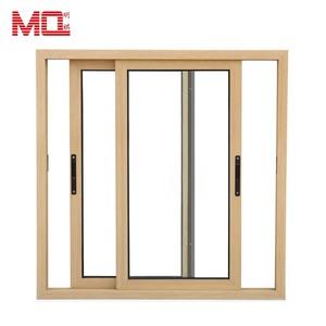 cheap price double glass sliding windows/aluminium windows in pakistan