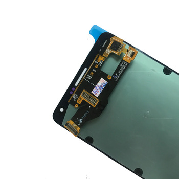 Wholesale cellphone For SAMSUNG Galaxy A7 2015 LCD assembly A700 A700F A700FD Touch Screen Digitizer