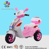 Good Quality Baby Motorcycles, Factory Direct Sale Kids Mini Motorcycles with Rechargeable Battery