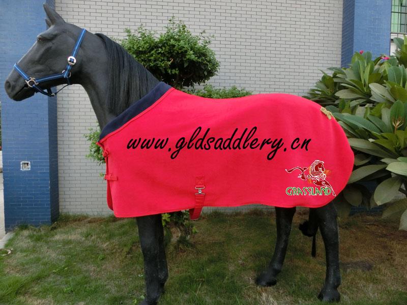 Fashionable Fleece Horse Rug With Collar Rugs Blanket Product On Alibaba Com