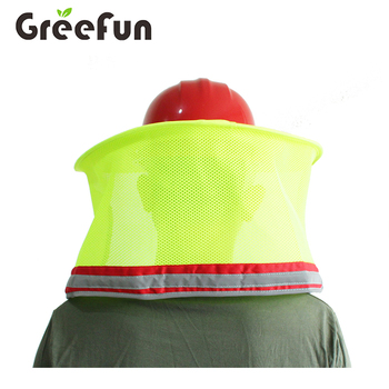 d9a848854 Outdoor Sun Shade Hard Hat Brim Breathable Removable Neck Shield Full Brim  Sunshade For Hard Hats,Reflective,High Visibility - Buy Outdoor Sun ...