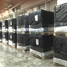 6 sides with hook&loop thermal insulation pallet cover