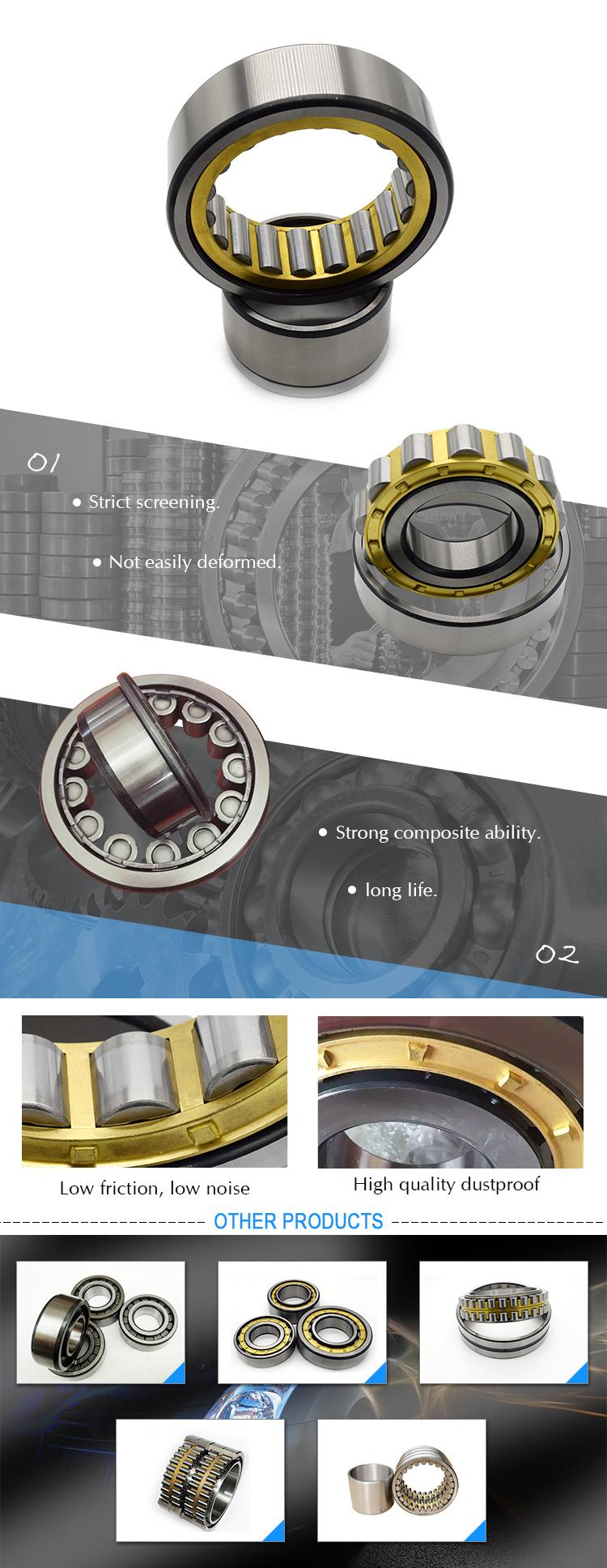 45x85x19 N209 CRAFT Bearing