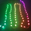 rgb outdoor led mini dot light point light source 48mm 6leds 9leds ws2811/1903/9883 ic