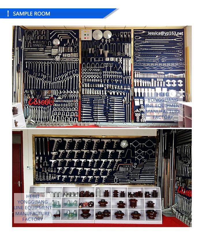 Slpga Two Bolts Copper Aluminium Bimetallic Pg Clamp / China ...