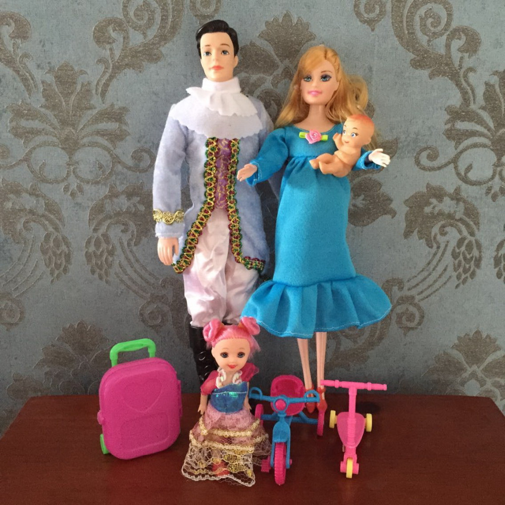 Barbie Pregnant Doll 93