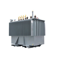 Cu Al Three Phase Oil 33KV 24KV 11KV 2000kva distribution power transformer 2550 kva