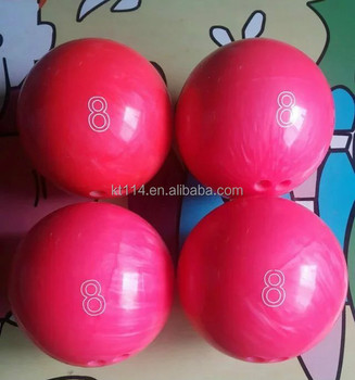 new design 8lb red glow in dark bowling ball buy house bowling