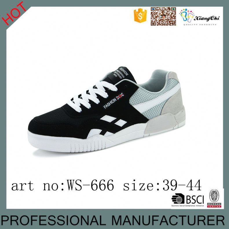 High Quality Board Shoes men sneakers black casual shoes