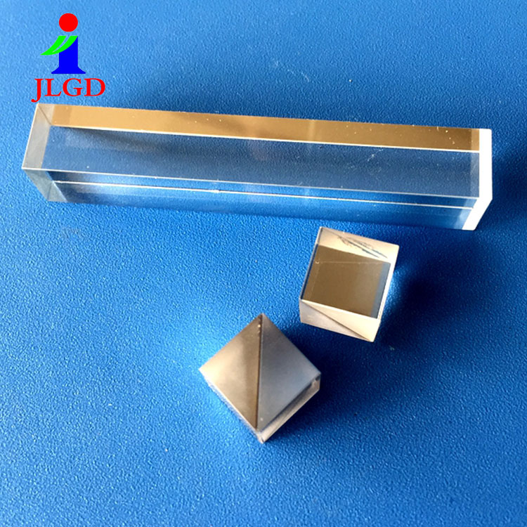 Hot sell small prism mini optical glass prism
