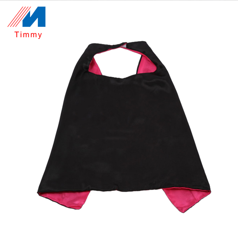 wholesale custom cutting halloween kids superhero capes and masks
