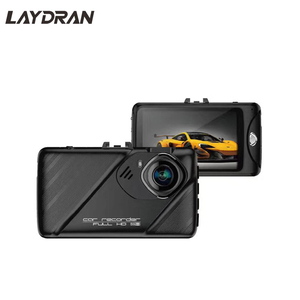 Full HD 1080P Car Driving Camera Recorder G-Sensor WDR HD 3.0 inch TFT Display Camcorder DVR