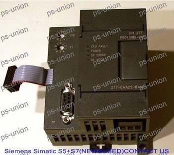 Siemens 6es7 277-0aa22-0xa0 Profibus Dp Slave Module