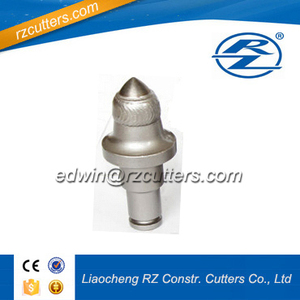 TS11,TS30 trencher drill tungsten carbide bullet pick/ trench cutter teeth/ trenching tool