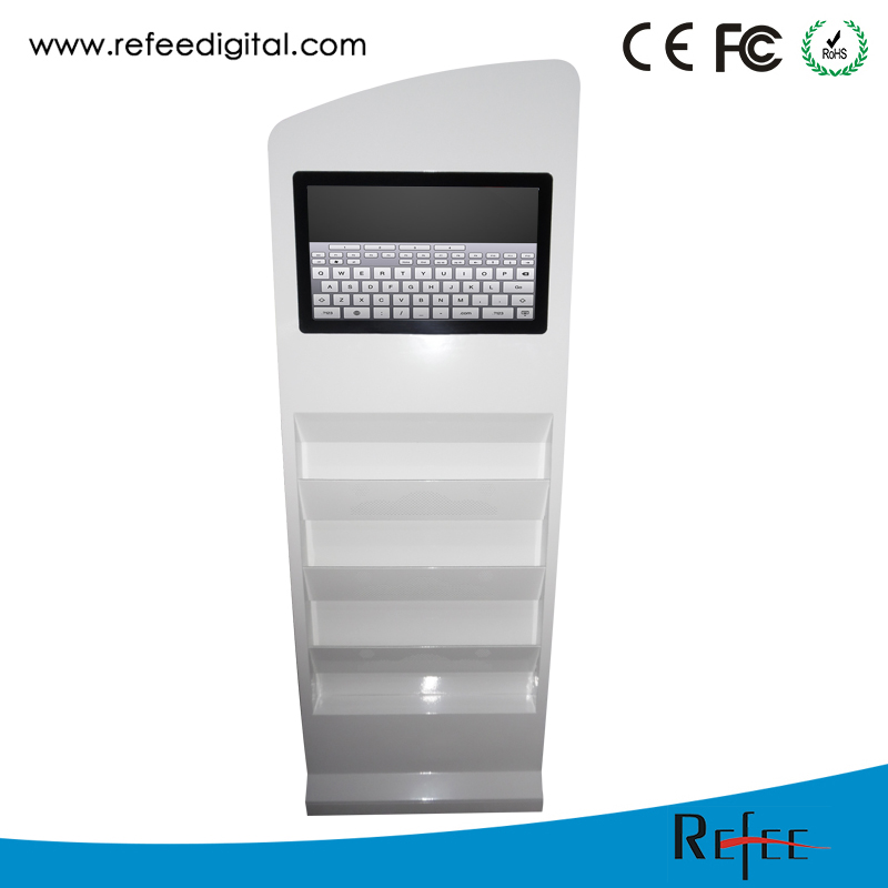 Refee 22inch Android Advertising Displays provider,freestanding digital signage posters