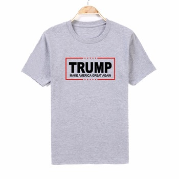 0f842738ece Hot Trump T Shirt Heat Transfer Printing T-shirts With Slogan - Buy ...