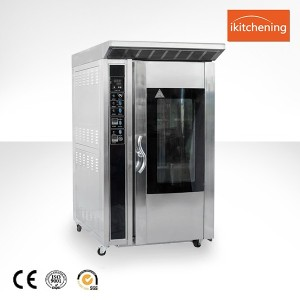 Commercial Bakery Equipment Gas Convection Oven WIth Factory Price