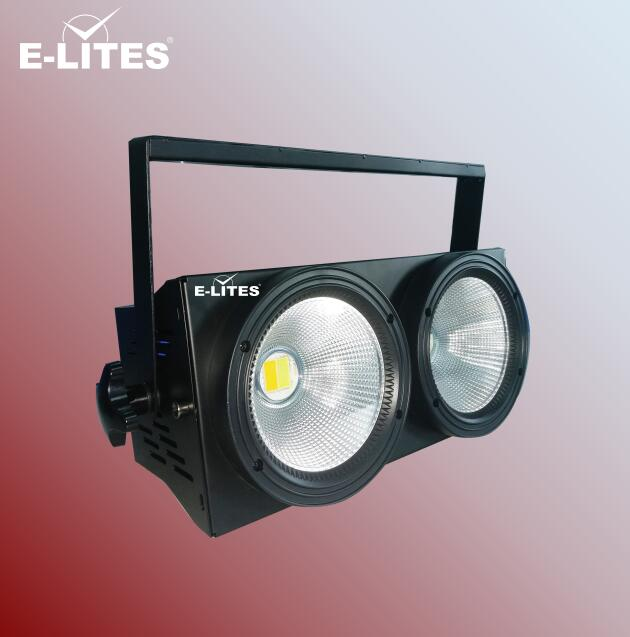 factory price led cob audience blinder light, TV Show/audio led dmx512 led blinder light