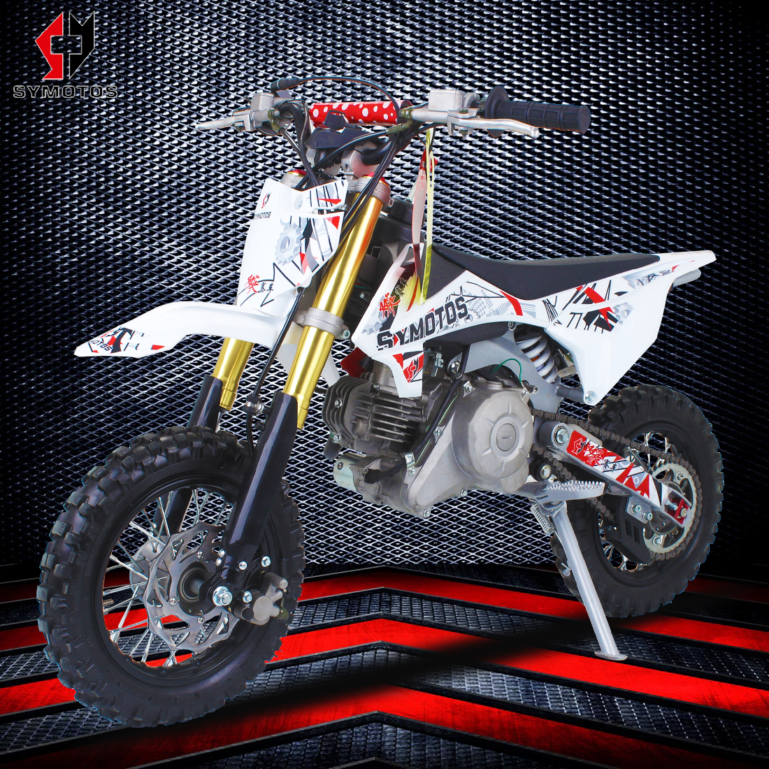zs60cc mini pitbike dirt bike  mini moto motorcycles SYK-60