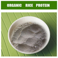 High Quality Pure Natural Rice Protein 80% Powder for Bakery