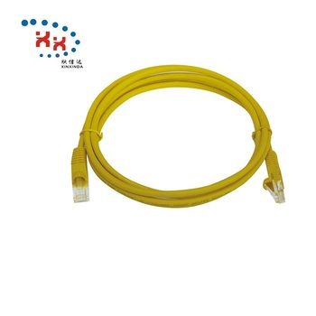 Factory Price 24awg  26awg 4 pairs 1 Meter UTP Cat.5e Patch Cable