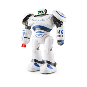 Best intelligent educational rc fighting toy robot with multi-function