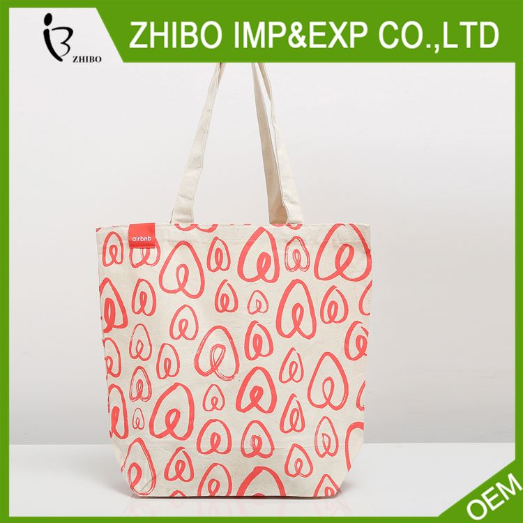 Best seller OEM design plain cotton bags in many style