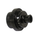 Supply Quality Racing BOV for MK4 1.8T for Jetta for A4 B5 Blow off Valve Black Sliver
