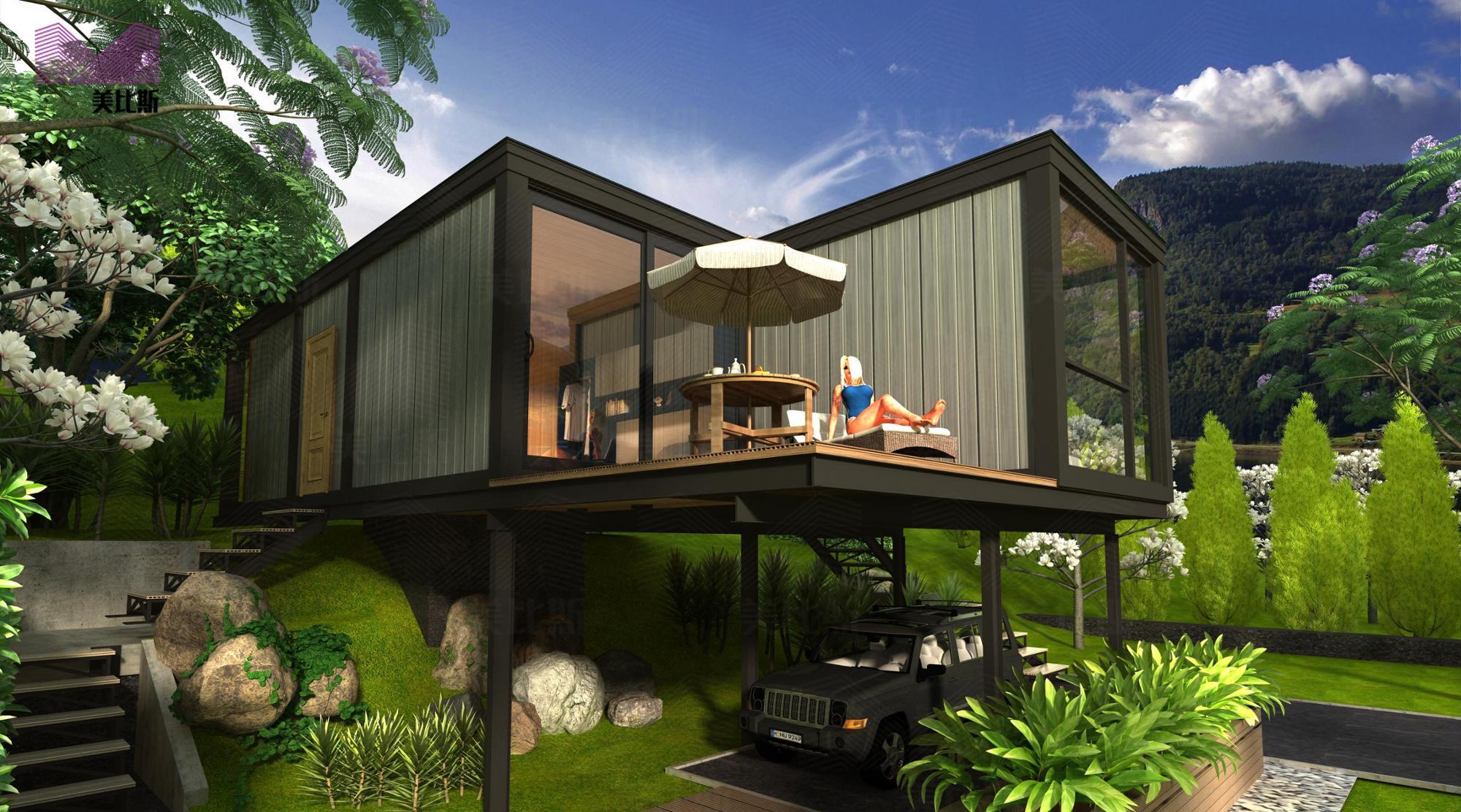 2 Bedroom House Plans   iBuild Kit Homes