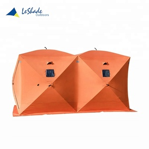 Pop up Ice Fishing Cubic tent