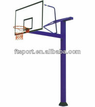 Square Tube Inground Basketball Pole