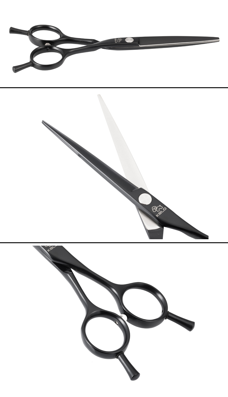 Kelo Factory Prices Durable Stainless Steel Scissors For Barbershops
