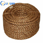 Hot-sale natural 100% Manila Hemp Jute Sisal Rope