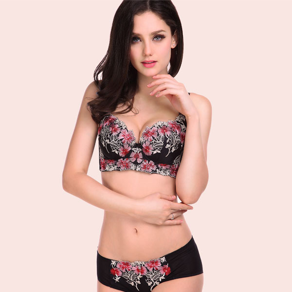 Best Quality Lady Sexy Bra And Panty Underwear Stylish Bra Woman ...
