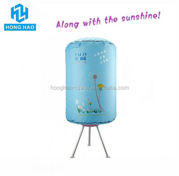 b242959e4 1000w Ptc Heater Type Folding Portable Electric Clothes Airer Dryer ...