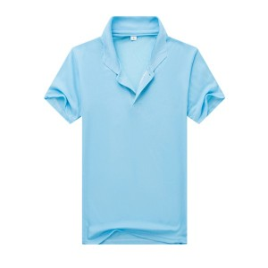 HaiFei Guangzhou men's clothing for hot selling polo shirts Custom Couple t shirts