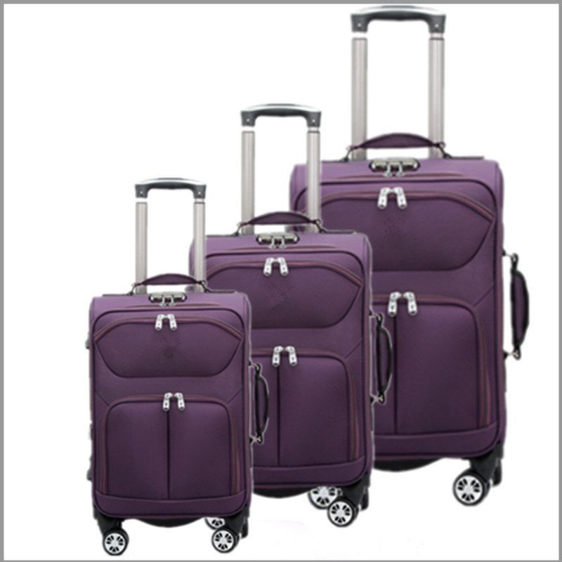 eminent price lightweight nylon fabric carry-on luggage